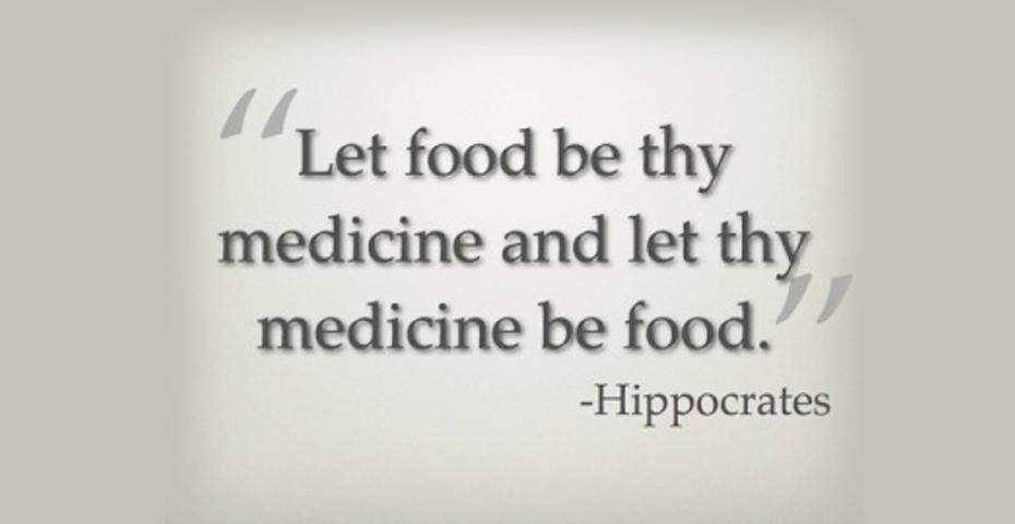 foodasmedicine